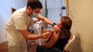 Vacunación Janssen
