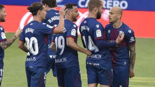 Huesca Real Sociedad El Alcoraz victoria