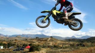Motocross en Tierz