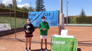 campeonato aragon cadete tenis jaca