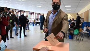 La jornada electoral de Madrid, en imágenes