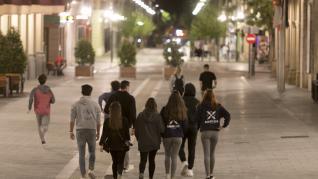 Huesca deja el estado de alarma