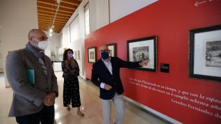 Exposición de Goya y Ramón Acín en el Museo de Huesca