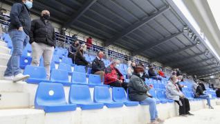 El Huesca B se enfrenta el Binéfar