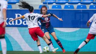 Huesca femenino