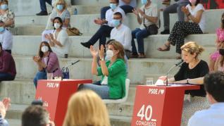 La vicepresidenta cuarta del gobierno y ministra para la Transición Ecológica y Reto Demográfico participa en un acto  sobre despoblación