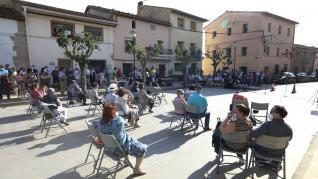 La jota vuelve a Quicena en el festival de fin de curso de Santa Cecilia