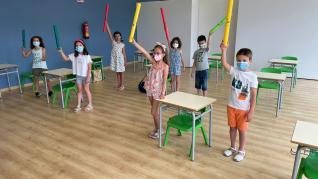 Fin de curso de la Escuela Municipal de Música y Danza de Barbastro.