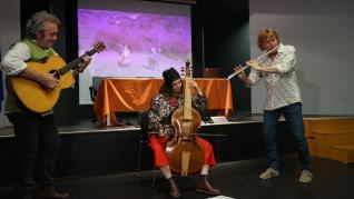 recupera el patrimonio musical de los cuatro valles del Parque Nacional de Ordesa