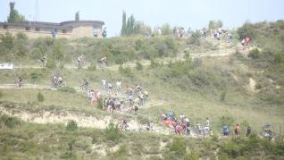 Campeonato de España de BTT-XCO en Sabiñánigo