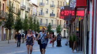 calor y tormenta en Huesca foto pablo segu (38657174)