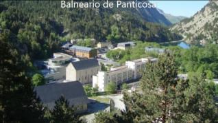 Complejo turistico Panticosa Resort en el Balneario de Panticosa