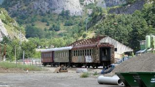 Un hotel de cuatro estrellas en la estación de Canfranc