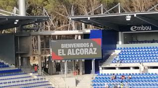 ALCORAZ EIBAR PRIMER PARTIDO TEMPORADA