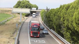 Galería de fotos del primer día de autopista gratuita