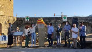 36º Expo Feria de Sobrarbe inauguración apertura