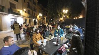 ocio nocturno en Huesca