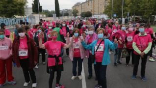 Huesca contra el cáncer