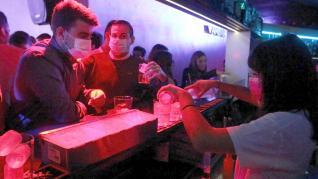 Fin restricciones de las restricciones en bares