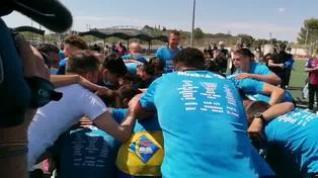 El Huesca B logra el ascenso a 2º División RFEF