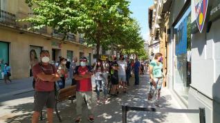 Campaña de abonados del Huesca