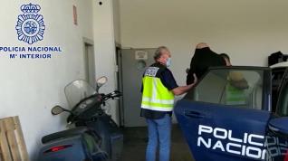 Desmantelan un narcopiso en Zaragoza