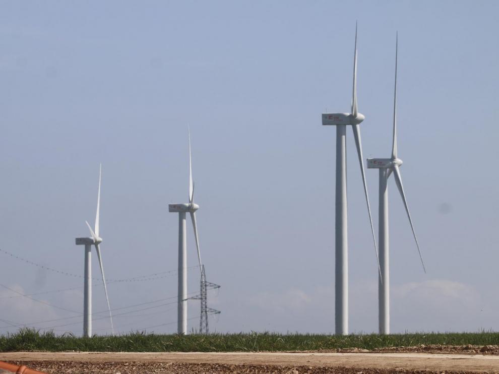 Endesa presenta a tramitación un proyecto de parque eólico en Ejulve