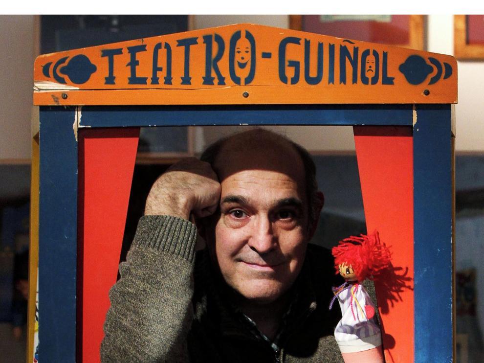 """Paco Paricio: """"Buscamos que el público se transforme con las actividades"""""""