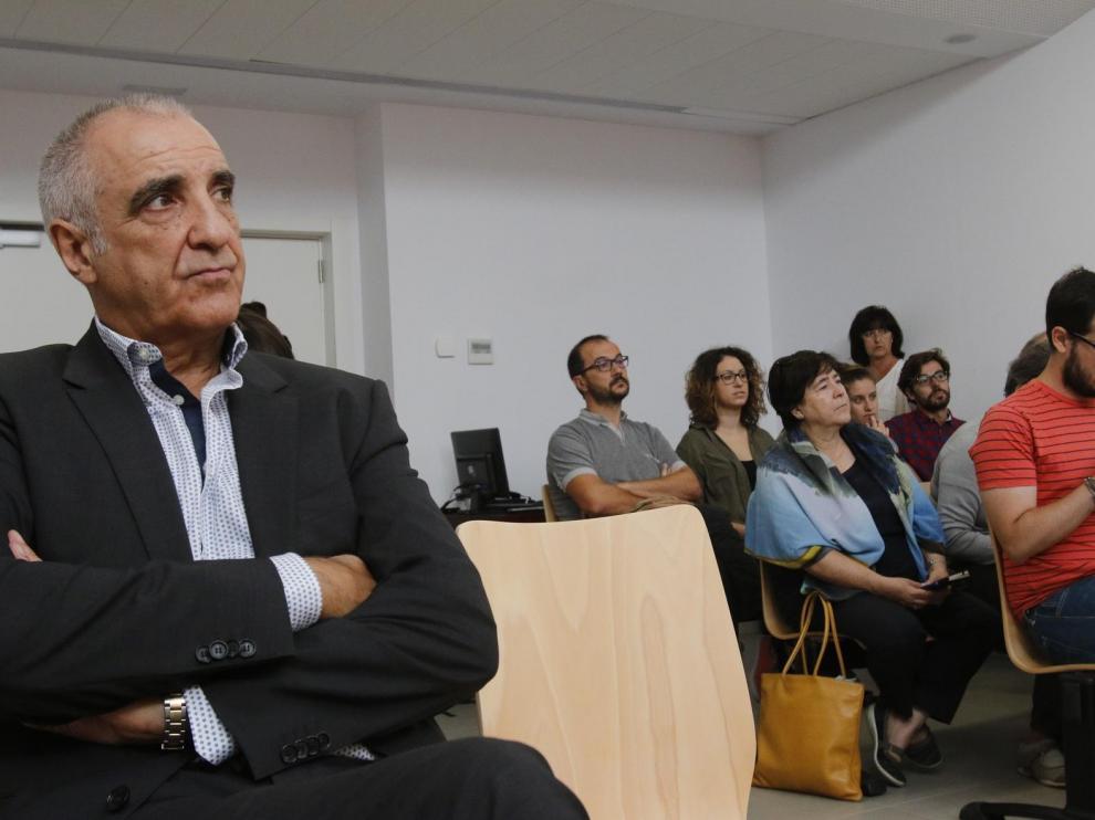 Condenado Victorino Alonso en León, que ya fue procesado en Huesca