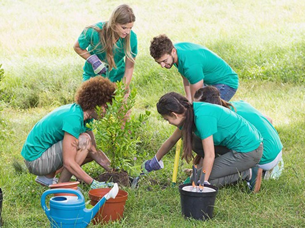 El IAJ ofrece en julio y agosto ocho Campos de Voluntariado Juvenil
