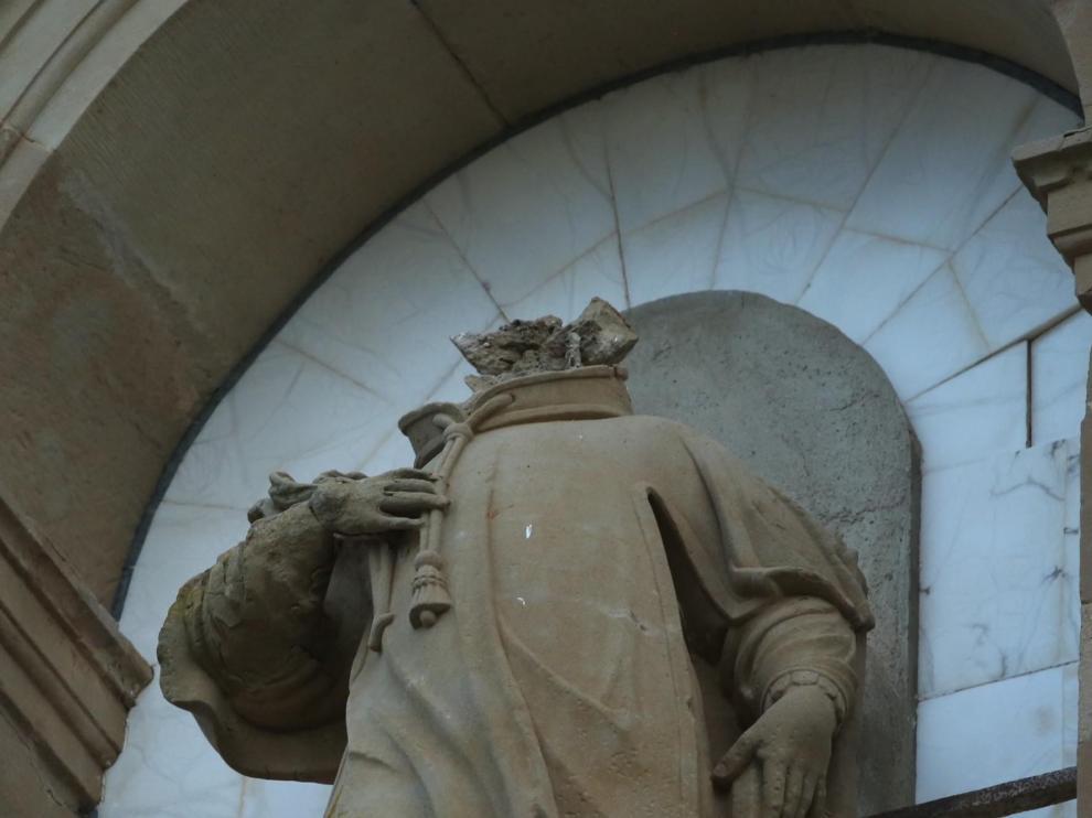 Imagen de San Lorenzo de la ermita de Loreto