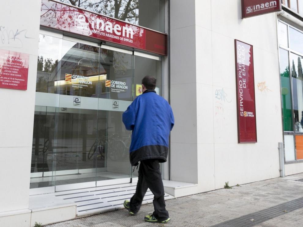 El paro sube en Huesca en 431 personas hasta alcanzar los 11.480 desempleados en noviembre