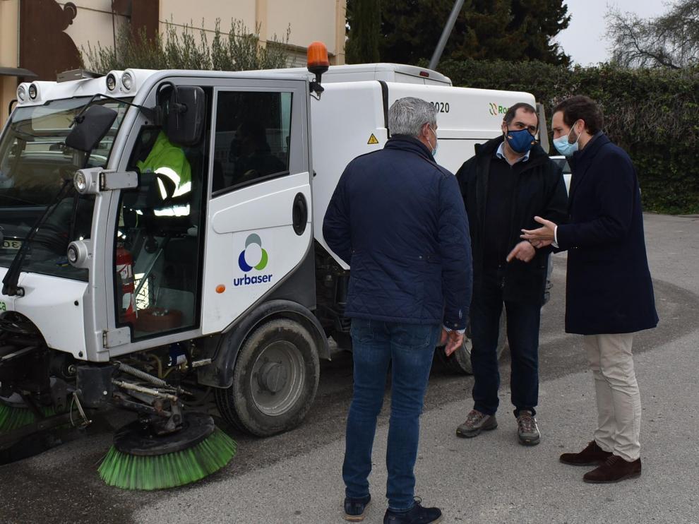 Nuevo contrato de limpieza en Monzón