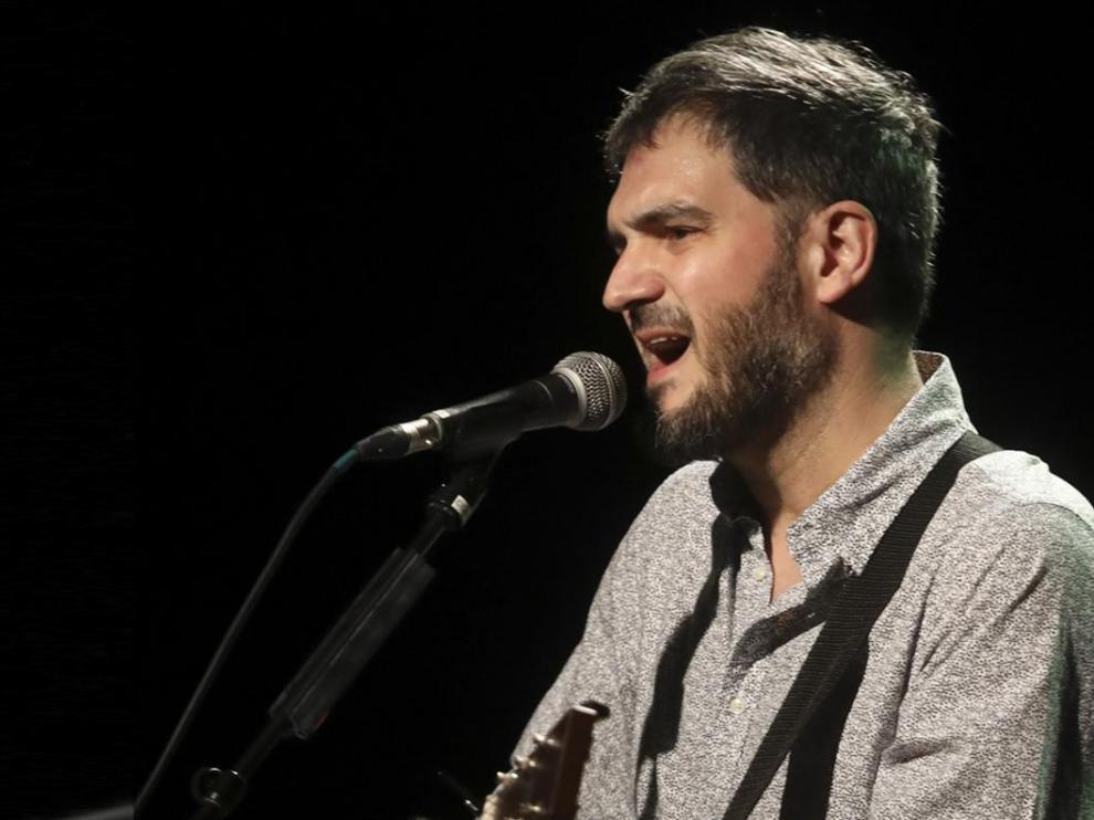 Copiloto presentó su nuevo disco en el Centro Cultural Manuel Benito