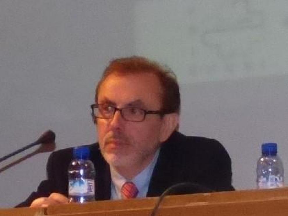 Ángel Morán, delegado de FSIE