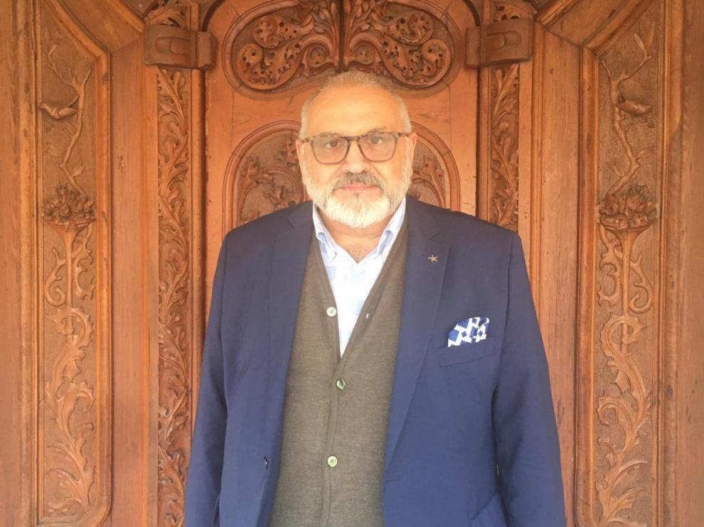 Alfredo Lachos Laplaceta