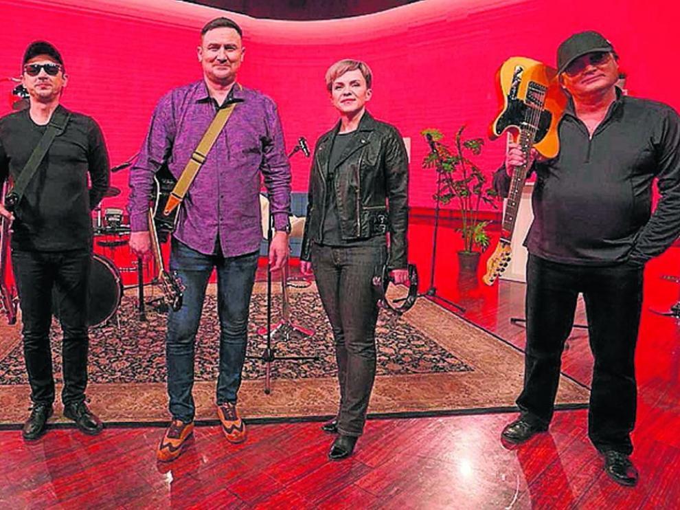 El grupo Galasy ZMesta podría renunciar a participar en el festival de Eurovisión.