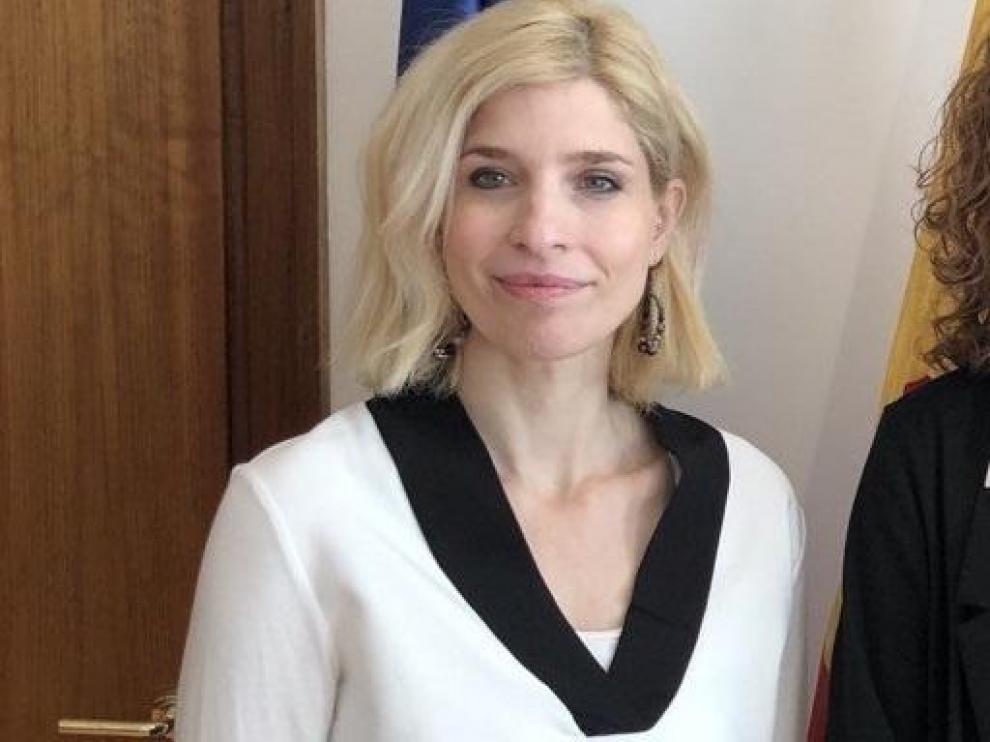 Hana Jalloul..EUROPA PRESS..23/03/2021[[[EP]]] Hana Jalloul