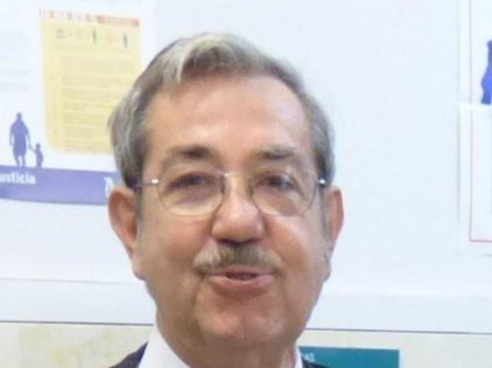 Joaquín Guerrero, abogado de la Diócesis de Barbastro - Monzón