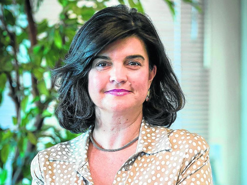 Paloma de Yarza, nueva directora de Heraldo de Aragón
