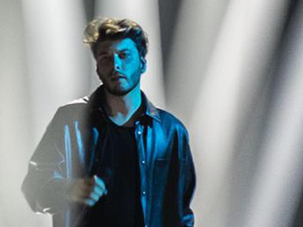 Blas Cantó representará a España en Eurovisión.