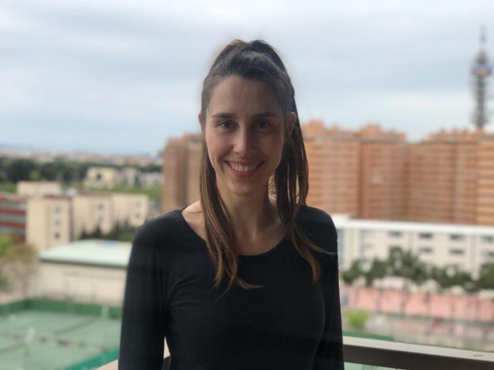 La directora oscense Gala Gracia competirá en el Festival de Cine de Huesca.