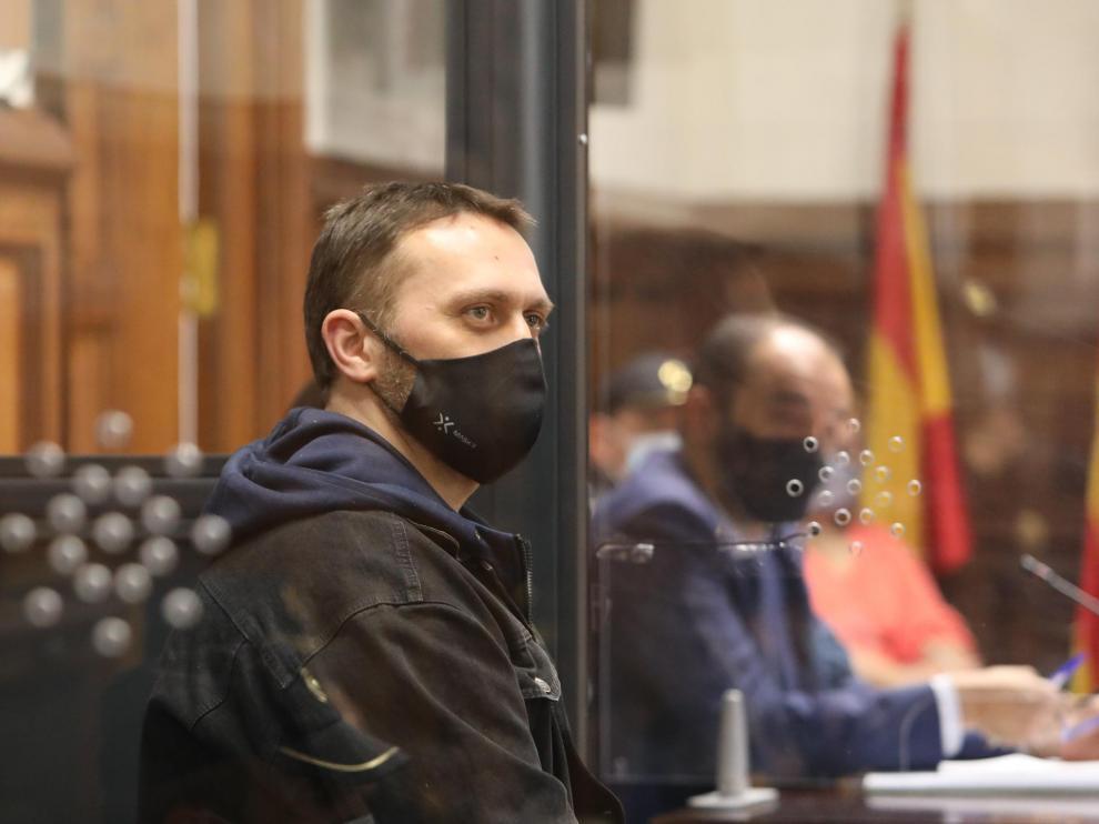 Tercera sesión del juicio contra Igor el Ruso