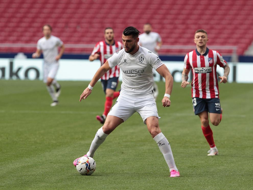 El Huesca no ha podido con el Atlético de Madrid.
