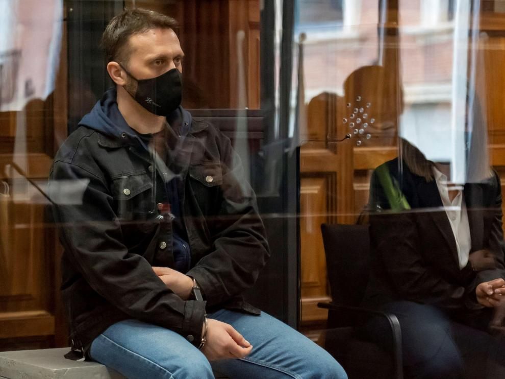 Igor el Ruso es declarado culpable