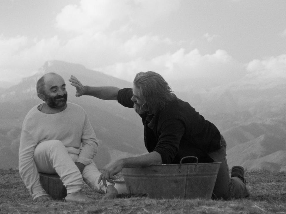 Fotograma de la película 'Armugán'