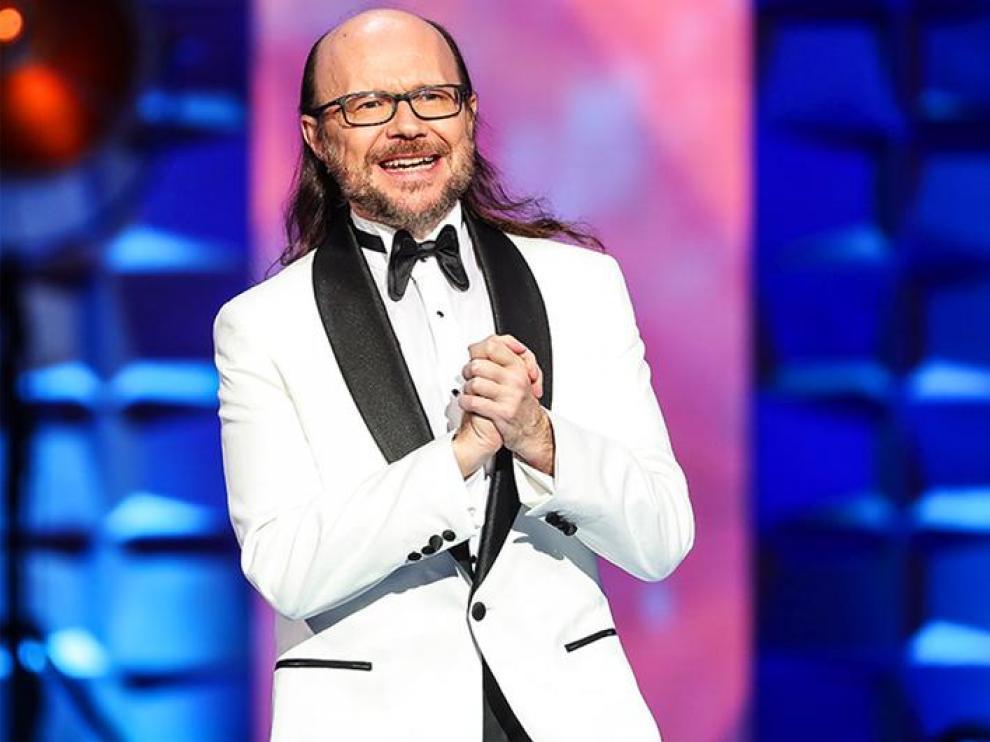 El actor y director Santiago Segura es el responsable de 'LOL: Si te ríes pierdes'.