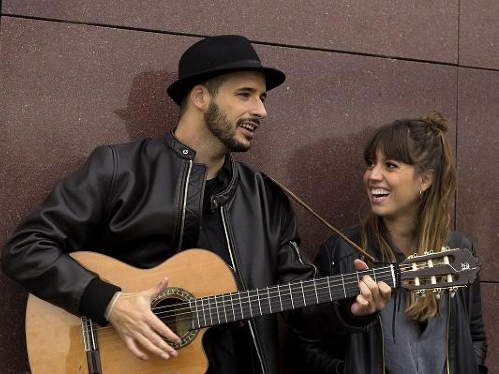 Jano Fernández y Ariadna Rubio son Té Canela.
