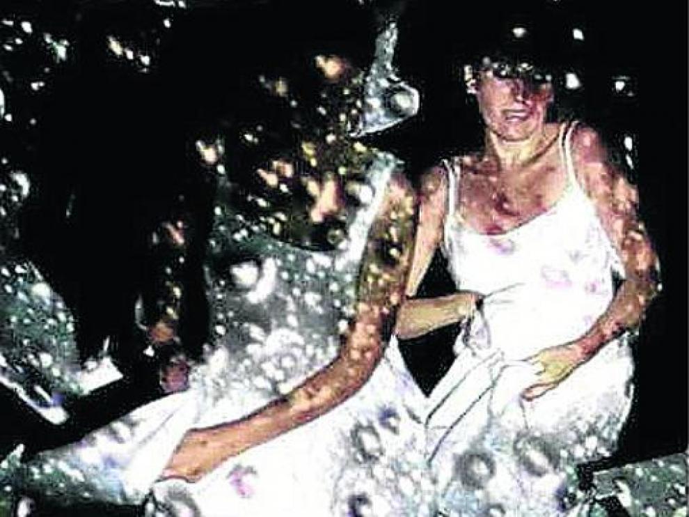 Mónica Verdelli ofrecerá el 19 de junio su propuesta de danza creativa.