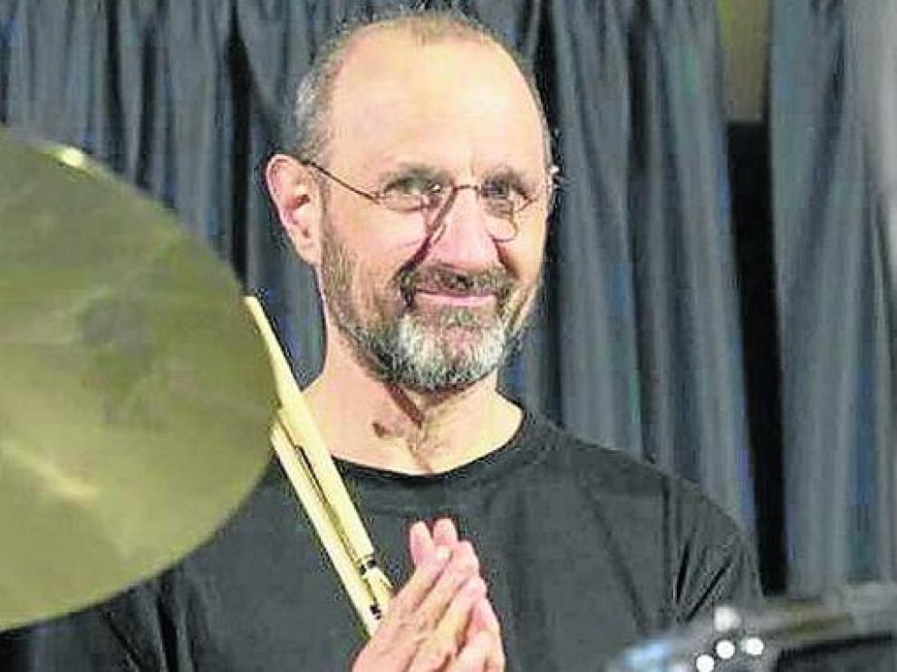 Jorge Rossy, uno de los bateristas más influyentes de su generación, actuará el 29 de mayo.